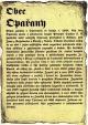 List - historie Opařan